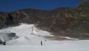 贵州遵义仙人山人工滑雪场旅游项目