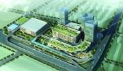 温州龙湾国际机场交通枢纽综合体项目
