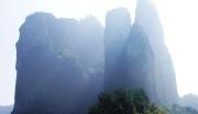 浦城浮盖山旅游开发建设项目