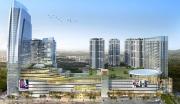 五一新镇核心区商业地产开发项目