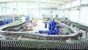 兰州新区年产10万吨啤酒易拉罐