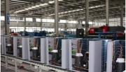 民乐县年产2万套太阳能空调生产