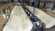 白银碳纤维风电叶片制造