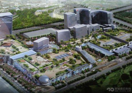 武汉东西湖企业总部项目急招商