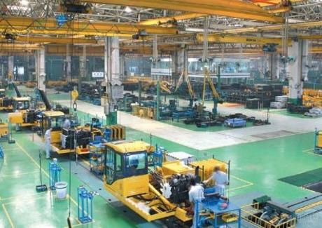 武漢東西湖區工程機械產銷基地項目