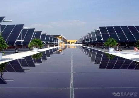 武汉非晶硅薄膜太阳能电池生产基地项目