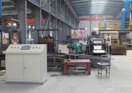 河南南阳金属钙建设项目