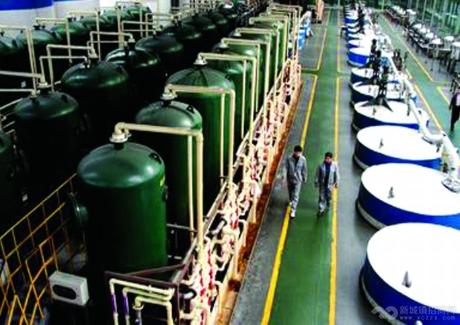 河南南陽玉米深加工及循環綜合利用項目