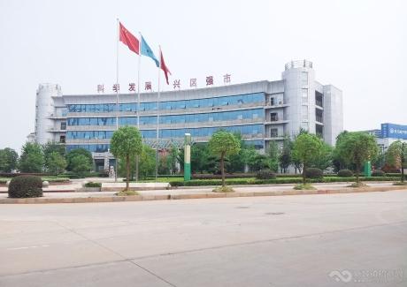 咸宁市冷链物流地块实景图