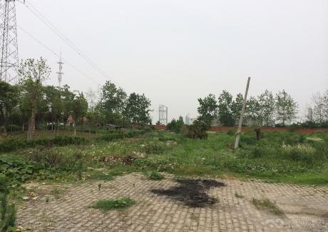 湖北枣阳新型电池产业园项目实景图