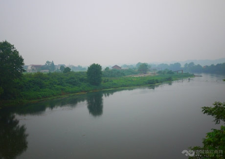 浏阳捞刀河产业制造基地实景图