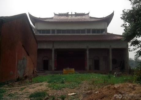 禹王城楚文化主题公园实景图