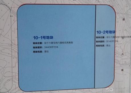 阳新县城东新区10-2号地块实景图