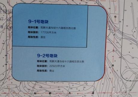 阳新县城东新区9-1号地块实景图