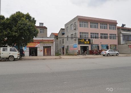 樊城柿铺东片区城中村改造项目实景图