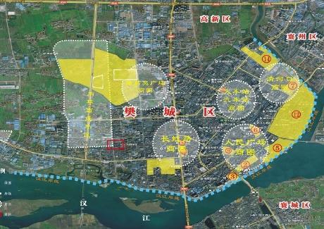 樊城瑞源—汉江厂片区旧城区改建实景图