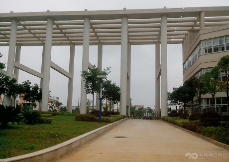 鄂州市商控华顶工业园实景图