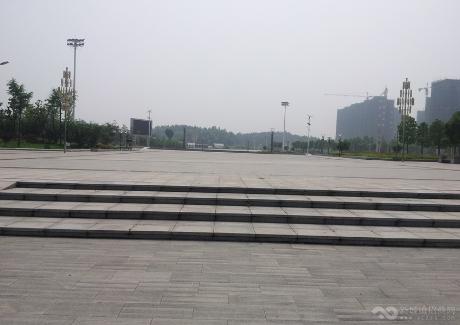 通城县城东新区地块实景图
