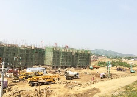 大悟生物医药制造产业园实景图