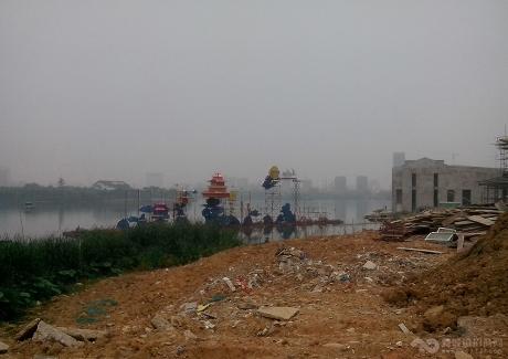 东坡宋城文化园实景图