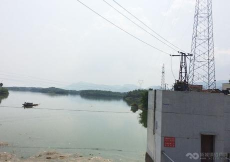 赤壁陆水湖综合开发项目实景图