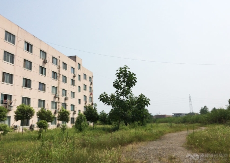 赤壁市赵李桥工业碳酸钙项目实景图