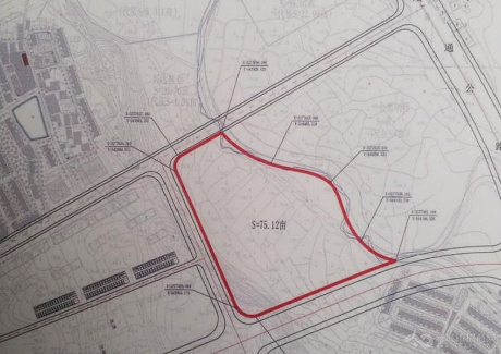 通山县开发区11号地块实景图