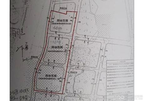 大悟2013064地块A实景图