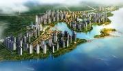双岛湾科技城城市综合体