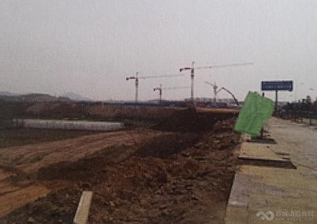 大悟2013064地块B实景图