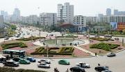 北京西路北侧、颖河西侧地块