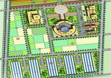 湖北武汉都市高科技生态农业园