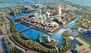 武汉四新方岛城市中央区及综合商业中心项目