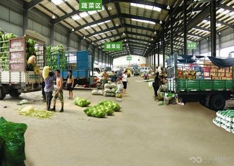 张家界农产品批发市场项目招商