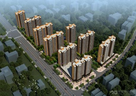 武汉青山工人村星光社区旧城改造项目