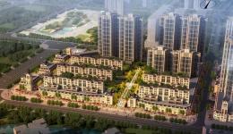 钟灵国际新城棚户区改造项目