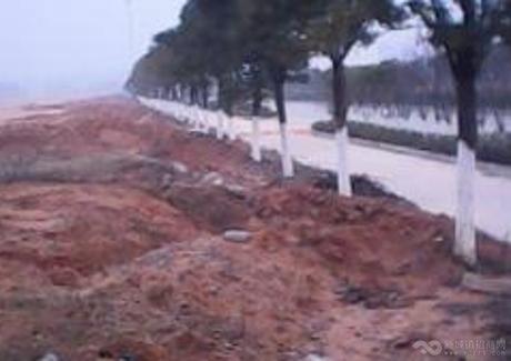 江西抚州二万亩化工、汽配工业园区正在挂牌出售实景图