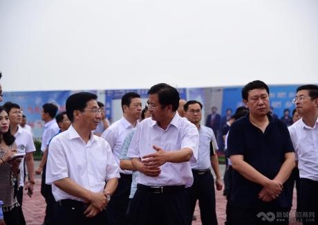 天山万创(邯郸)新兴智造产业园实景图