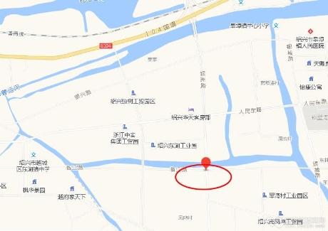 中南高科.绍兴智能制造产业园实景图
