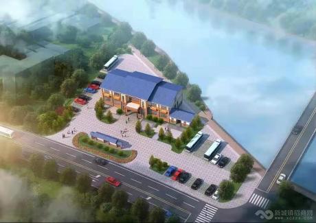 福建阳泽村古镇旅游项目10000亩土地,5000座老房子,招投资商实景图