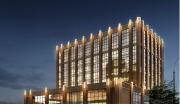 上海中心区域元江路都会路总部经济园区项目