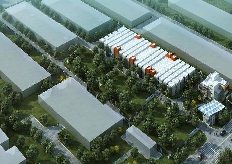 连云港新浦区工业用地整体转让拍卖实景图