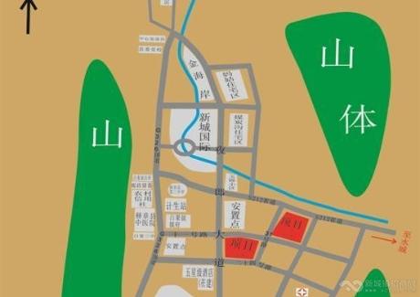 贵州毕节地区赫章县住宅用地整体转让