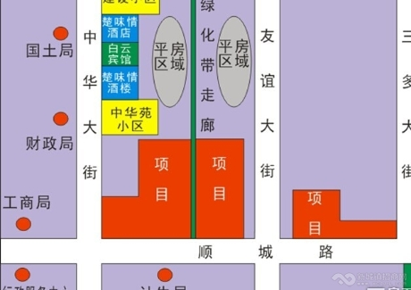 河北邢台威县老城区旧城改造项目火热招商