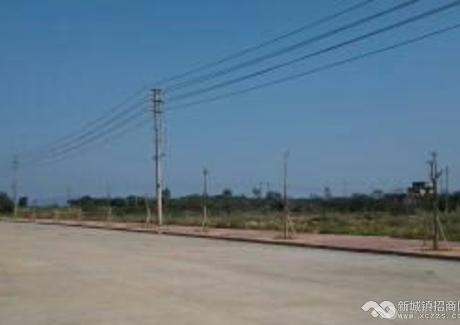 广东广州从化市城郊街道明珠社区工业地转让实景图
