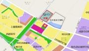 四川成都郫县85亩商住地转让,地处红光镇中央商业开发区