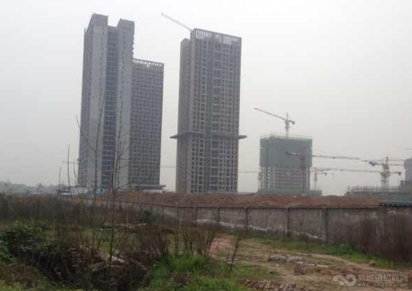 重庆江津双福新区200亩商业地转让实景图