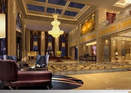 甘肃四星级华亭宾馆资产转让实景图