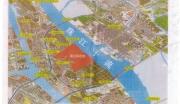 广州市番禺区洛溪105国道旁边绝无仅有560亩商住地出售