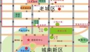 蒲城县城南新区66亩商住用地出让